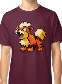 Pokemon - Growlithe Classic T-Shirt