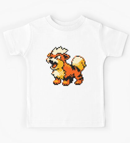 Pokemon - Growlithe Kids Tee