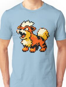 Pokemon - Growlithe Unisex T-Shirt
