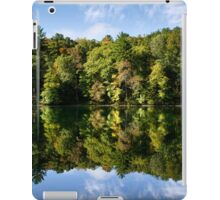 Autumn Reflection Landscape iPad Case/Skin