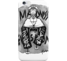 Justin Law Madness Fusion iPhone Case/Skin