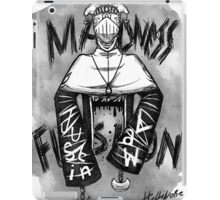 Justin Law Madness Fusion iPad Case/Skin