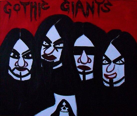 Gothic Giants by Medusa