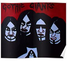 Gothic Giants Poster