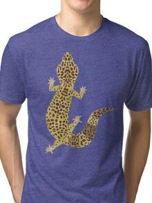 Leopard Gecko Tri-blend T-Shirt