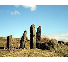 """Stone Circle"" Photographic Print"