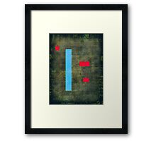 tree music 7 Framed Print