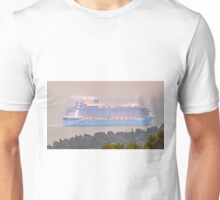anthem of the seas. a huge ship Unisex T-Shirt