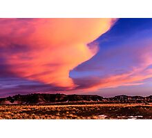 Arizona Sunset Photographic Print