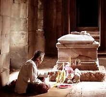 Praying by kimle