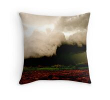 Cheeky Storm 2 Throw Pillow