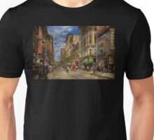 City - Providence RI - Living in the city 1906 Unisex T-Shirt