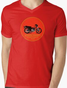 HONDA CB400F SUPERSPORT  Mens V-Neck T-Shirt