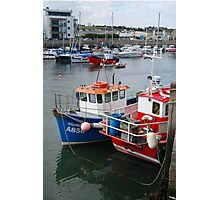 West Bay harbour Photographic Print
