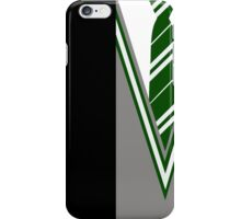 slytherin robes iPhone Case/Skin