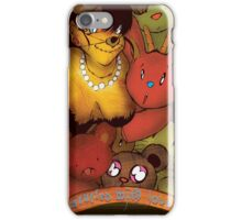 Stuffed With Love - Furry Fandom iPhone Case/Skin