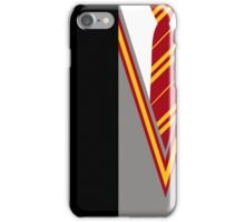 gryffindor robes iPhone Case/Skin