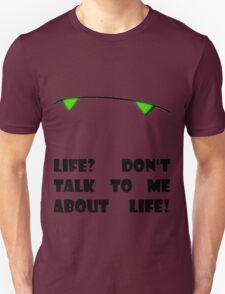 Marvin the Android's vision of life T-Shirt