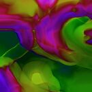 Dance of colours by Lemarly