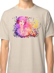 Music girl Classic T-Shirt