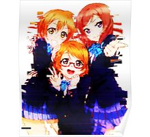 Love Live! First Year Students Poster