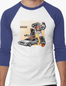 Marty McPrime (New Version) Men's Baseball ¾ T-Shirt