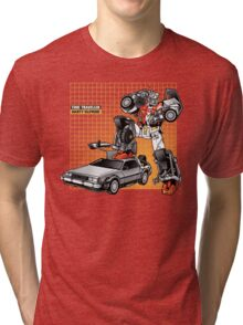 Marty McPrime (New Version) Tri-blend T-Shirt