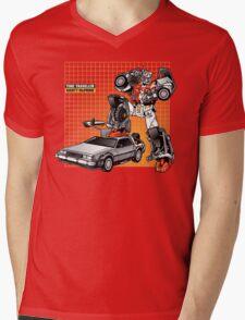 Marty McPrime (New Version) Mens V-Neck T-Shirt