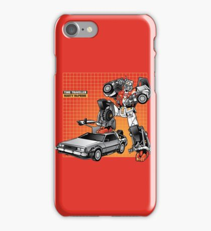 Marty McPrime (New Version) iPhone Case/Skin