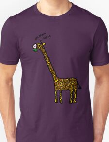 Om nom nom Unisex T-Shirt