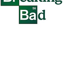 Breaking Bad Logo by mikecool
