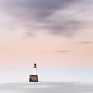 North Sea Lighthouse by Grant Glendinning