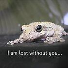 I Am Lost by loramae
