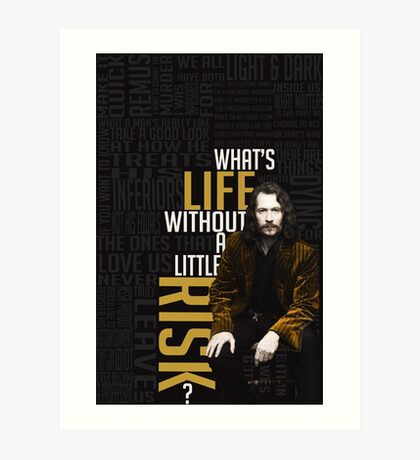 Sirius Black Art Print