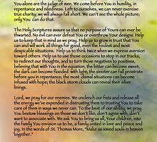 A Prayer for our Enemies by Bonnie T.  Barry