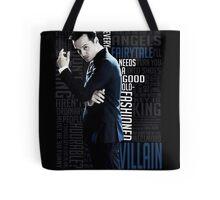 Jim Moriarty Tote Bag