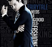 Jim Moriarty by Kay Allan