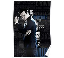 Jim Moriarty Poster
