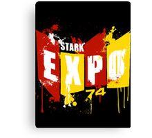 Stark Expo Canvas Print