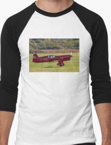 Percival Mew Gull replica G-HEKL Men's Baseball ¾ T-Shirt