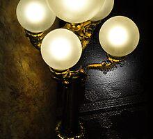 Capitol Lamps by Kay Kempton Raade