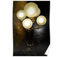 Capitol Lamps Poster