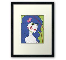 Stormer Framed Print