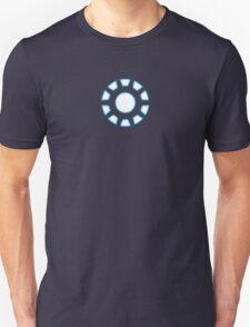 Arc Reactor from Iron Man Digital Design T-Shirt