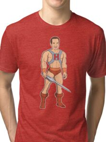 Hart-Man Tri-blend T-Shirt