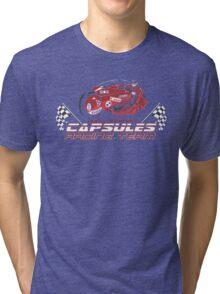 Neo-Tokyo Capsules- Akira Shirt Tri-blend T-Shirt