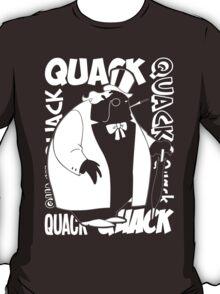 The Penguin Goes Quack T-Shirt