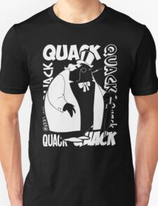 The Penguin Goes Quack T-Shirt