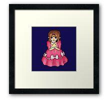 Classic Zelda Framed Print