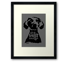 Grey Ghost Society : Light Framed Print